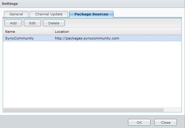 How to set-up Mumble on your Synology server – Poyu